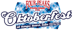 Octoberfest at tempe town lake